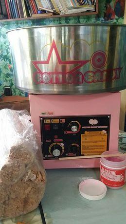 Аппарат для сахарной сладкой ваты, профессиональный, Inoxtech CC 771
