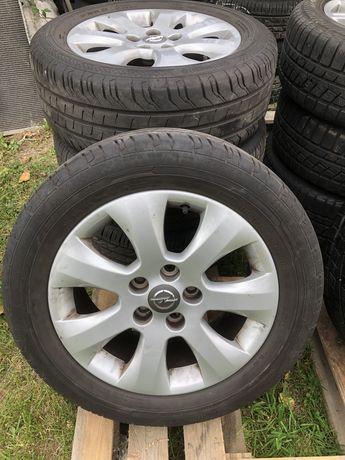 5x120 Opel Insignia 225x55 R17 zima