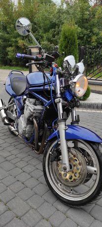 Motocykl Suzuki Bandit gsf 600 rejestracja A2