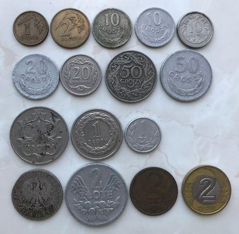 Злотый 1, 2, 5, 10, 20, 50, 100 Купюра, банкнота, бона Zloty Польша