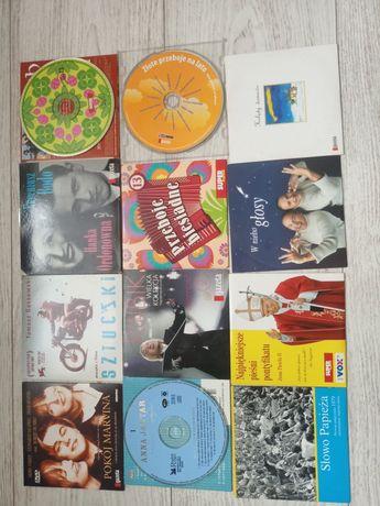 Płyty CD (muzyka, film)