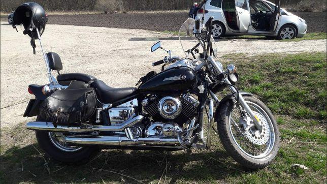 Yamaha Drag Star 650 zamiana