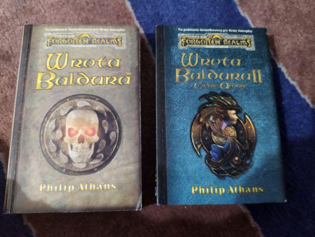 Książki Wrota Baldura