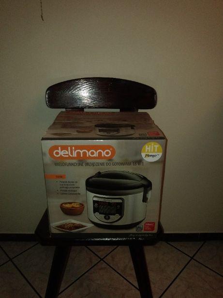 Delimano. Wielofunkcyjne urządzenie do gotowania