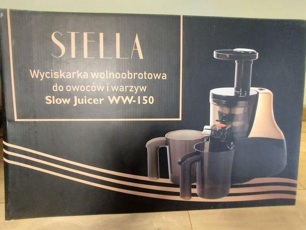 Wyciskarka wolnoobrotowa Stella