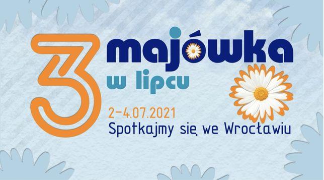 Dwa bilety na 3 majówkę we Wrocławiu karnet 3-dniowy