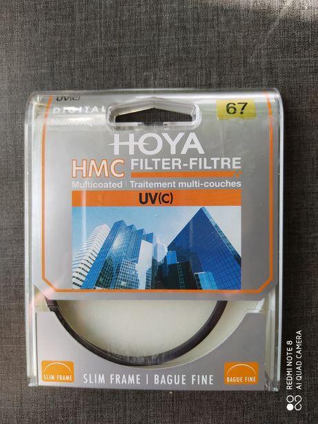 Фильтр 67mm (C) Новый