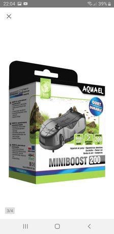 Napowietrzacza Miniboost 200 maly napowietrzacz do akwarium