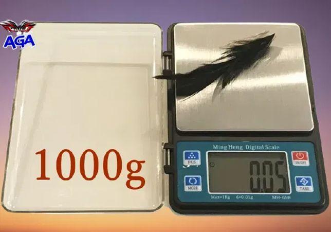Waga Jubilerska Elektroniczna 1000g/0,01g