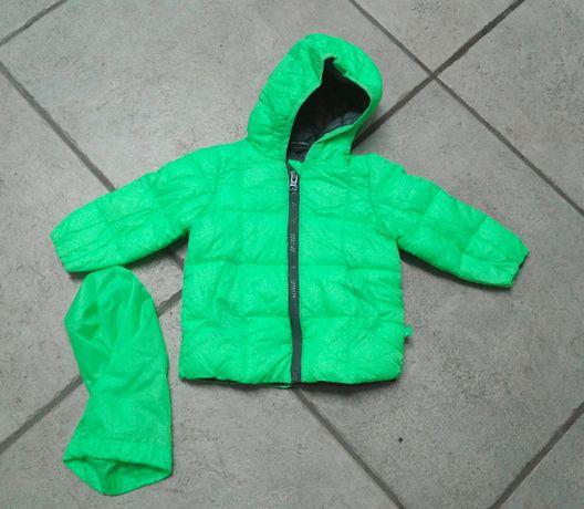 Quispo casaco Benetton