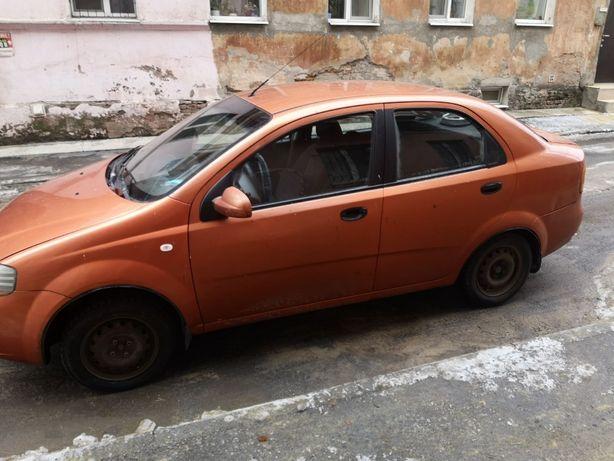 Шевроле Авео Chevrolet Aveo Т200 Т250