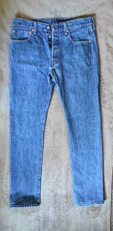 Spodnie Levis 501 (stonewash) 32x30