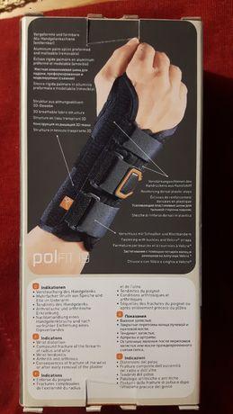 PolFit 19, orteza, stabilizator, usztywniacz prawej ręki roz M