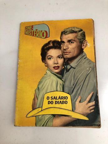 Cine Mistério - O Salário do Diabo