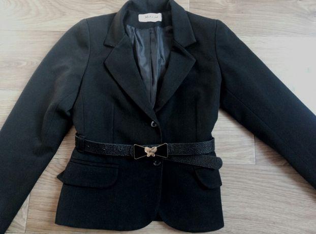 школьный пиджак на девочку 8-9 лет