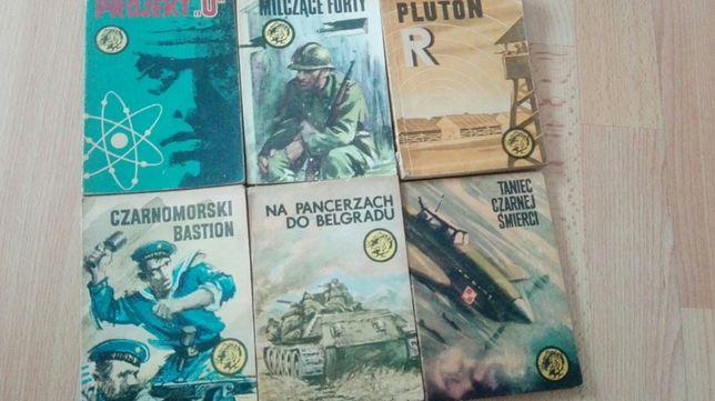 Żółty Tygrys - książeczki tomiki o drugiej wojnie swiatowej 80szt
