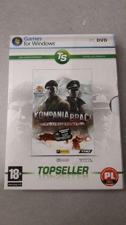 GRA PC - Company of Heroes / Na linii frontu.