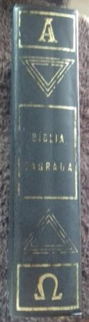Bíblia Sagrada, edição de 1971