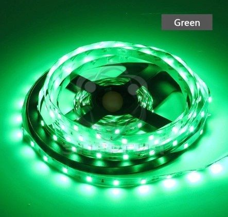 Светодиодная лента 5630 Green 60LED/м DC12V