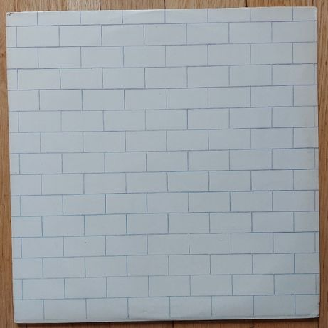 Pink Floyd, The Wall, India, 1979, SHDW 411, (M-/M-)