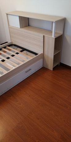 Mobília completa quarto criança incluí colchão e estrado e ofertas