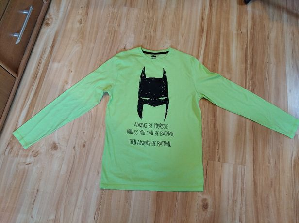 Bluzka z Batmanen roz.164 nowa