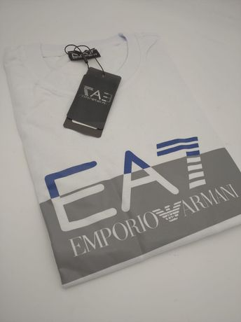 Wyprzedaż!!! Koszulka EA7 EMPORIO ARMANI.