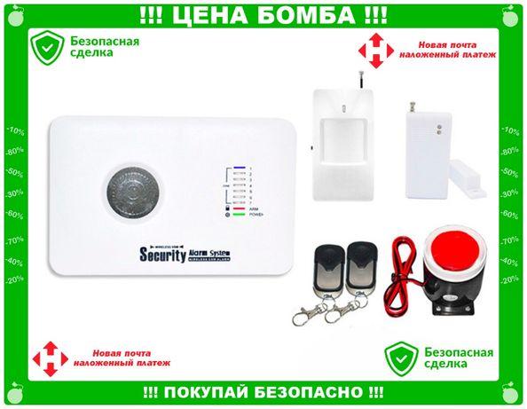 НАДЕЖНАЯ GSM сигнализация 10C для дома квартиры гаража лучше чем 10А