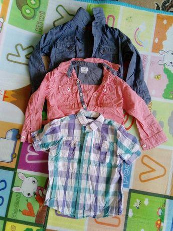 Koszula chłopięca 104
