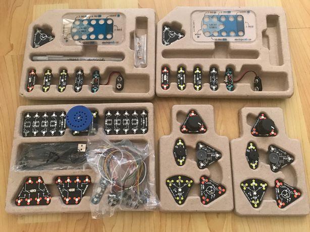 Компоненты к конструктору Circuit Scribe (см. описание)