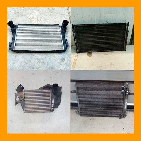 Радиатор интеркуллера/кондиционера/охлаждения VW Skoda Seat Audi