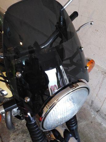 Owiewka szybka szyba na motocykl
