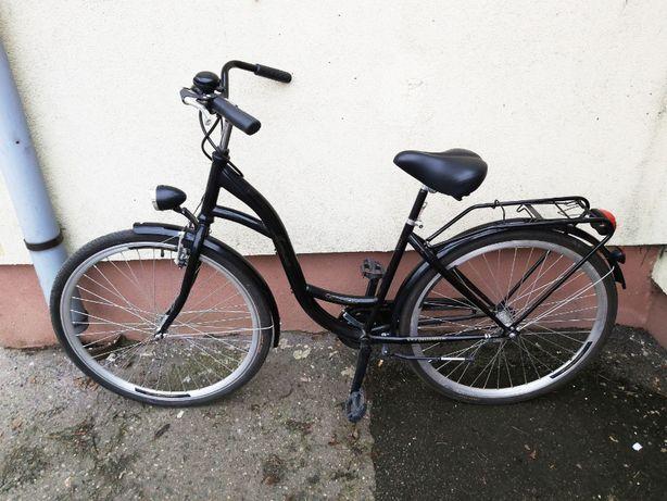 "Czarny rower JUMAX Damka * 28"" Koła - Okazja! Loombard Nidzica Lombard"