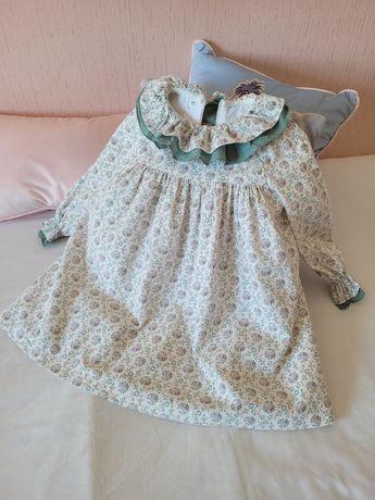 """Vestido """"Patuska"""" 3-4 anos"""