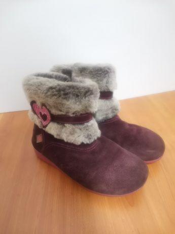 Дівчачі зимові черевики 30 розмір