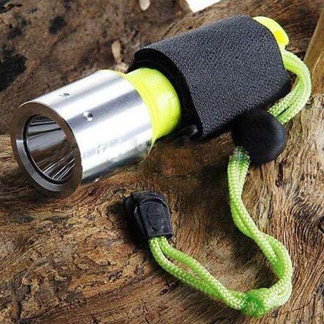 Lanterna LED de Mergulho