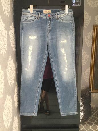 Dzinsy spodnie TruTrusardi