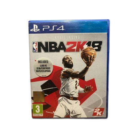 Gra NBA 2K18 PS4 (wysyłka 24h)