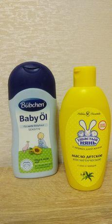 дитяча олійка, масло