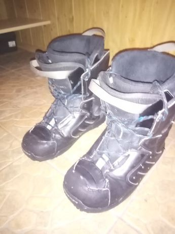 Buty snowboard Salomon 42,5eu 270mm