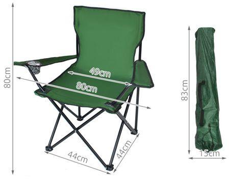 Кресло раскладное туристическое рыбацкое стул рыбацкий для отдыха НОВЕ