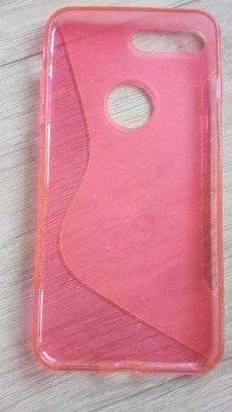 """Etui iPhone 7 Plus / 8 Plus 5,5"""" różowe"""