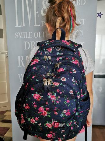 Plecak szkolny ST. RIGHT