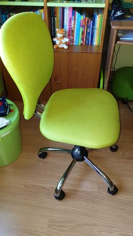 Cadeira, cor verde