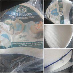 Almofada Comfy Pillow para pernas
