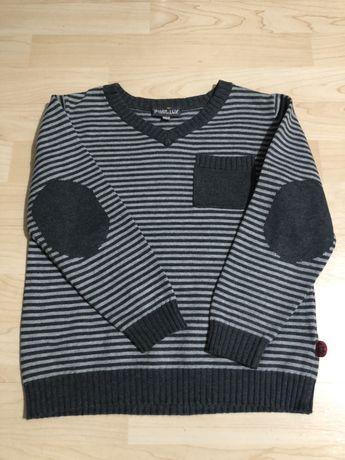 Sweter dla chłopca rozmiar 116