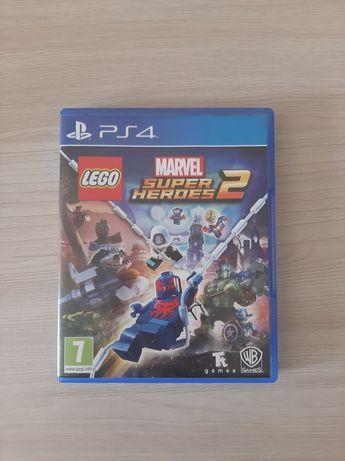 Игра для Playstation 4 Lego Marvel superheroes 2