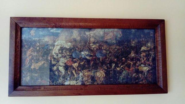 Obraz Bitwa historia