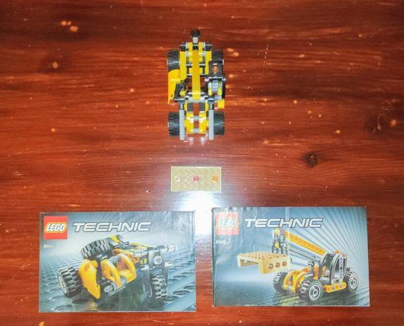 OKAZJA !!! LEGO Technic 8045 2w1