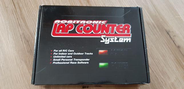 System pomiaru czasu przejazdu Modele RC Robitronic Lap Counter System